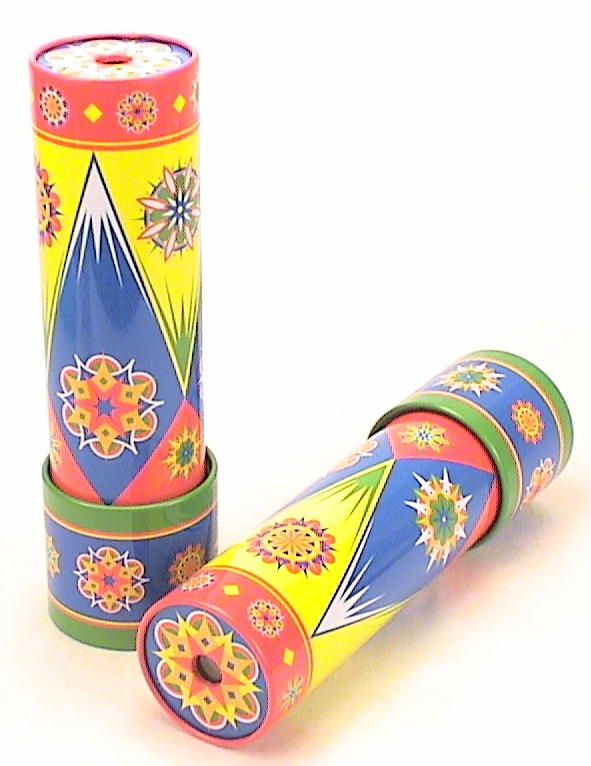Turn Kaleidoscopes for Kids into Learning Tools