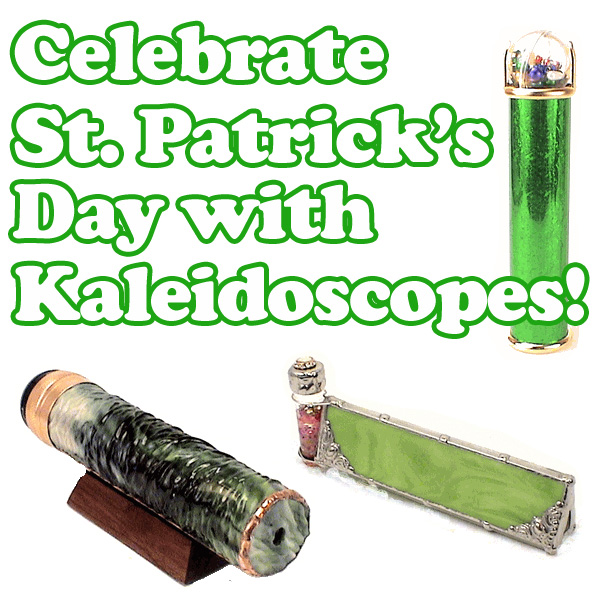 Green Kaleidoscopes