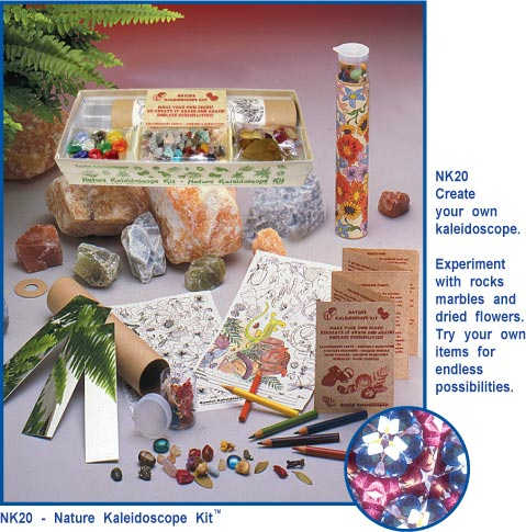 Nature Kaleidoscope Kit